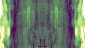 Het abstracte schilderen stock foto