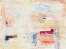 Het abstracte schilderen Royalty-vrije Stock Foto's