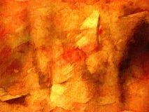 Het abstracte schilderen als achtergrond Stock Foto