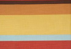 Het abstracte trekken op het canvas Stock Afbeelding
