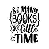 Het abstracte van letters voorzien over boeken en het lezen voor afficheontwerp Met de hand geschreven brieven Typografie grappig vector illustratie