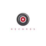 Het abstracte vinyl vectorontwerp van het verslag eenvoudige pictogram Royalty-vrije Stock Fotografie