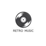 Het abstracte vinyl vectorontwerp van het verslag eenvoudige pictogram stock illustratie