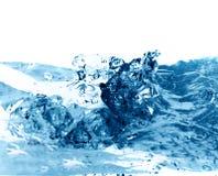 Het abstracte water Royalty-vrije Stock Fotografie