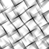 Het abstracte Weefsel van de Mand Royalty-vrije Stock Foto
