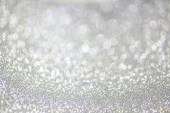 Het abstracte zilver schittert achtergrond stock afbeelding