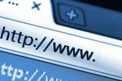 Het adres van Internet
