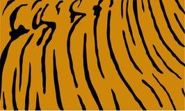 Het af:drukken van de tijger Royalty-vrije Stock Afbeelding