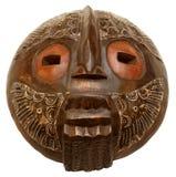 Het Afrikaanse masker Royalty-vrije Stock Afbeeldingen
