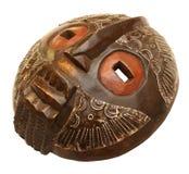 Het Afrikaanse masker Royalty-vrije Stock Afbeelding