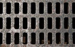 Het Afvoerkanaal van het riool Stock Afbeeldingen