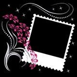 Het album van de de lay-outfoto van de pagina Royalty-vrije Stock Foto's