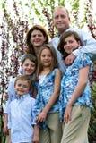 Het Album van de familie Stock Foto