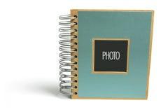 Het Album van de foto stock afbeelding
