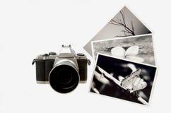 Het Album van de foto Stock Afbeeldingen