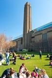 Het Album van het Tate Modern, Londen, het UK. Royalty-vrije Stock Fotografie