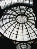 Het album van Milaan dak stock foto