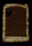 Het albumpagina van de foto Royalty-vrije Stock Foto's