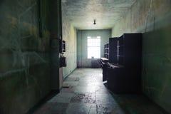 Het Alcatrazziekenhuis Stock Foto's