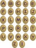 Het alfabet van de ester Stock Foto's