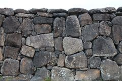 Het Altaar van Ahurapa Nui royalty-vrije stock foto