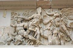 Het altaar van Pergamon Stock Foto