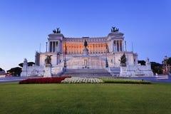 Het Altaarstijging van Rome Stock Afbeelding