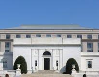 Het Amerikaanse Instituut van Apotheekhoofdkwartier die Washington DC inbouwen stock afbeeldingen