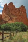 Het Amerikaanse Zuidwesten Royalty-vrije Stock Afbeeldingen