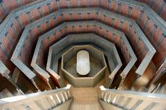 Het Anatomische Theater, Uppsala stock foto