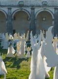 Het Angelsâ Koor, Villa Manin, Italië Stock Foto