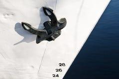 Het anker van de meertros Royalty-vrije Stock Foto