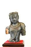 Het Antieke Bodhisattva-Standbeeld - Surat Thani, Thailand Royalty-vrije Stock Foto's