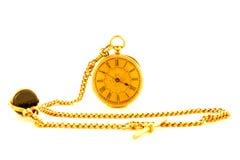 Het antieke Horloge van de God Royalty-vrije Stock Fotografie