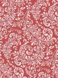 Het antieke Naadloze Patroon van het Behang vector illustratie