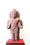 Het Antieke Standbeeld - Surat Thani, Thailand Royalty-vrije Stock Afbeelding