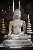 Het Antieke Standbeeld van Boedha - Surat Thani, Thailand Royalty-vrije Stock Fotografie