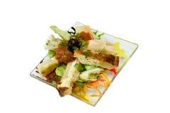 Het aperitief van de tortilla Royalty-vrije Stock Afbeelding