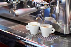 Het apparaat van de koffie #2 Royalty-vrije Stock Afbeeldingen