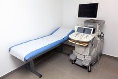 Het apparaat van de ultrasone klank stock afbeeldingen