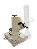 Het apparaat van de wetenschap en van het medische onderzoek stock foto's