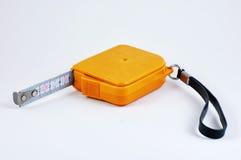 Het apparaat voorgenomen voor meting van lengte Stock Foto