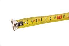Het apparaat voorgenomen voor meting van lengte Stock Afbeeldingen