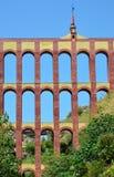 Het aquaduct van de adelaar van Nerja Royalty-vrije Stock Foto's