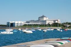 Het Aquarium van Shedd - Chicago, IL Stock Afbeelding