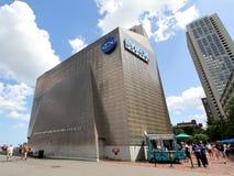 Het Aquariumimax Theater Boston van New England stock afbeelding