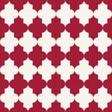 het Arabische minimale grafische patroon van het ontwerpornament stock illustratie