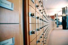 Het archief van de index Royalty-vrije Stock Afbeelding