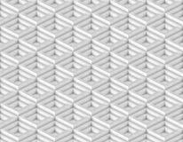 Het architecturale abstracte 3d teruggeven Stock Afbeeldingen