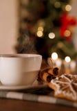 Het aroma van Kerstmis Royalty-vrije Stock Fotografie